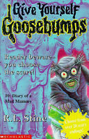 Diary of a Mad Mummy (Give Yourself Goosebumps), Stine, R. L. , Acceptable | Fas
