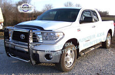 2008-2014 Toyota Sequoia Chrome Grille Grill Brush Guard in Stainless Steel