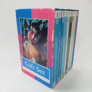 Puffin modern Classics Gift Set - Complete Nine Book Set - Slip Case RRP £57.90