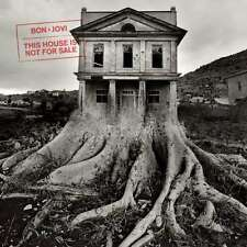 BON JOVI / THIS HOUSE IS NOT FOR SALE - LIMITED EDITION * NEW ECOPACK CD 2016