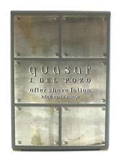 (prezzo base 79,87 €/100ml) Jesus del Pozo QUASAR 75ml After Shave Lozione NUOVO