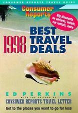 Consumer Reports 1998 Best Travel Deals (Serial), Leonard, Walt, Perkins, Ed, Ne