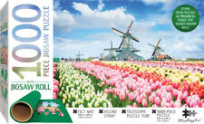 Hinkler - Jigsaw Roll Dutch Windmills Puzzle 1000pc