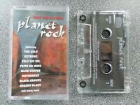 PLANET ROCK - ROCK THE 90's - VARIOUS ARTISTS -  ALBUM - CASSETTE TAPE