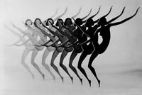 František Drtikol : Dancers : 1930 : Archival Quality Art Print