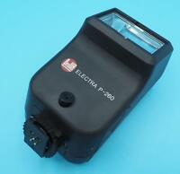 Vintage DeJur Electra P-260 Electronic Flash for Pentax Camera