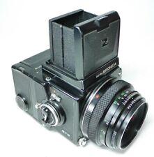 Zenza Bronica ETR + MC 2.8 75mm + Handgriff  Ankauf&Verkauf ff-shop24