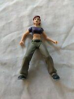 """TMNT April O'Neil 5"""" Figure 2003 Teenage Mutant Ninja Turtles  Playmates"""
