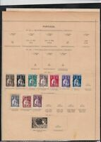 portugal stamps page ref 18185
