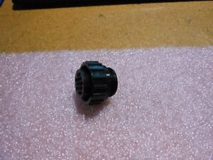 AMP CONNECTOR NO CONTACTS (5 PC LOT) PART # 206037-1