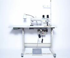 Juki Ddl 8700 Sewing Machine With Servo Motor Stand Amp Led Lamp Amp Auto Winder