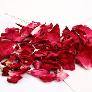 Dried Rose Petals Natural Flower Bath Spa Whitening Shower Dry Rose Flower PBDA