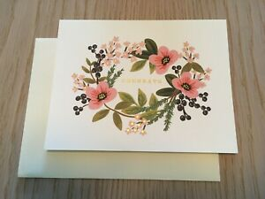 Rifle Paper CO. Card & Envelope