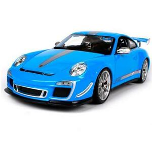 Bburago 1:18 Porsche 911 GT3 RS 4.0 Racing Car Vehicle Diecast Model New in Box