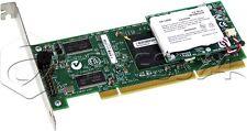 NEW CONTROLLER LSI LOGIC MEGARAID MR SAS 8300XLP PCI-X + BATERIA