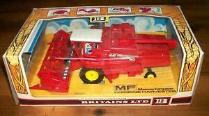 Britains LTD Massey Ferguson 760 Combine model 9570 New in Box
