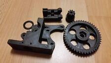 Greg Wade Reloaded Extruder 3D Printer Plastic J-Head PLA 1.75 3mm RepRap Black