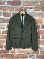 Rugby Ralph Lauren XS Military RRL Army Shawl Hunting Cardigan Sweater Jacket