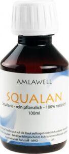 Squalan Pflegeöl 100ml 100 mL (14,52€  / 100 mL)