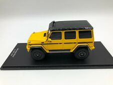 Mercedes AMG G500 4x4  Yellow 1:43 Spark S4692