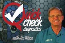 Quick Check Diagnostics/ Auto Training/ DVD/ Manual/ 243