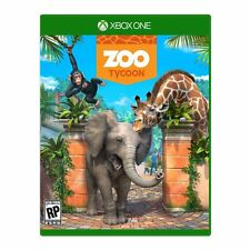 Zoo Tycoon [Xbox One XB1, Animal Amusement Zoo Simulation Manager] NEW