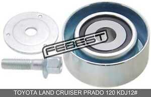 Pulley Tensioner Kit For Toyota Land Cruiser Prado 120 Kdj12# (2002-2009)