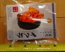 Cute Fridge Sushi Magnet Salmon Roe From Japan