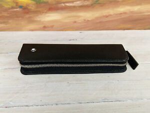 MONTBLANC UNICEF Signature for Good 1-pen Leather Case