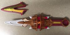Saban's Beetleborgs Metallix EXTREMELY RARE Astral Sword & Is In Working Order!