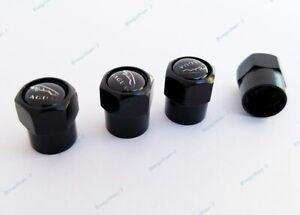 4pcs For Jaguar Styling Car Wheel Tire Valve Stem Caps Auto Air Valve Dust Cover