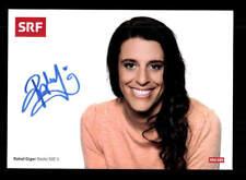 Rahel Giger Autogrammkarte Original Signiert # BC 112331