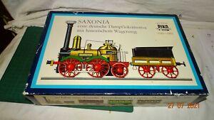 H0 - PIKO - SAXONIA - erste deutsche Dampflokomotive in Ovp