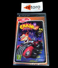 CRASH TAG TEAM RACING SONY PSP Portable PAL-España NUEVO Precintado