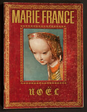 'MARIE-FRANCE' FRENCH VINTAGE MAGAZINE CHRISTMAS ISSUE DECEMBER 1964