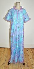 Vintage 60's GLOROWIN Design Nylon Robe