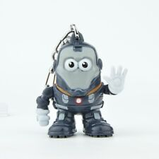 Marvel Mr. Potato Head Key Chain Mini-Figure - Iron Man War Machine