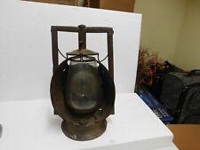 Vintage Dietz Acme Inspector Lamp