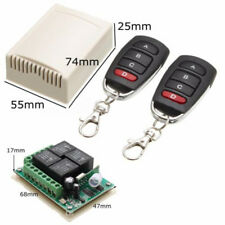 4Key Wireless Remote Control Key Fob for Car Garage Door Electric Gate Receiver