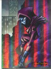 DC Batman The Legend Parallel Foil Base Card #28