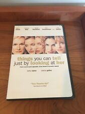 Things You Can Tell Just by Looking at Her (DVD, 2001)