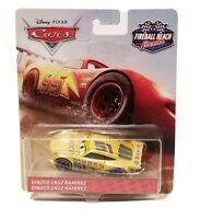 NEW SEALED DISNEY PIXAR CARS 2017 FIREBALL BEACH RACERS DINOCO CRUZ RAMIREZ HTF