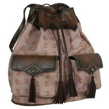 Catchfly Western Womens Purse Backpack Emily Flowers Tan 2025636