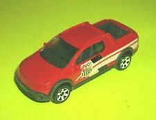 ## MATCHBOX RED VW VOLKSWAGEN SAVEIRO CROSS WWC - MADE IN THAILAND
