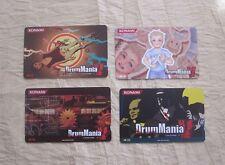 2005 KONAMI DRUM MANIA V ID CARDS