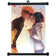 sp210805 Naruto Hinata Japan Anime Home Décor Wall Scroll Poster 21 x 30cm