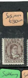 COOK ISLANDS  (PP3006B)  1  D  SG 5    MOG