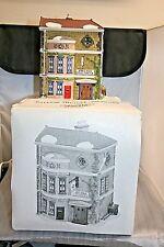 Dept 56 Dicken's Village King's Road Post Office With Original Box