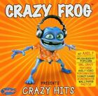 Crazy Frog Presents crazy hits (2005, limited winter edition) [CD]