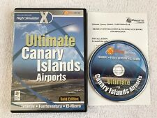 Ultimate Kanaren Flughäfen-Gold Edition-Flight Simulator X-FSX